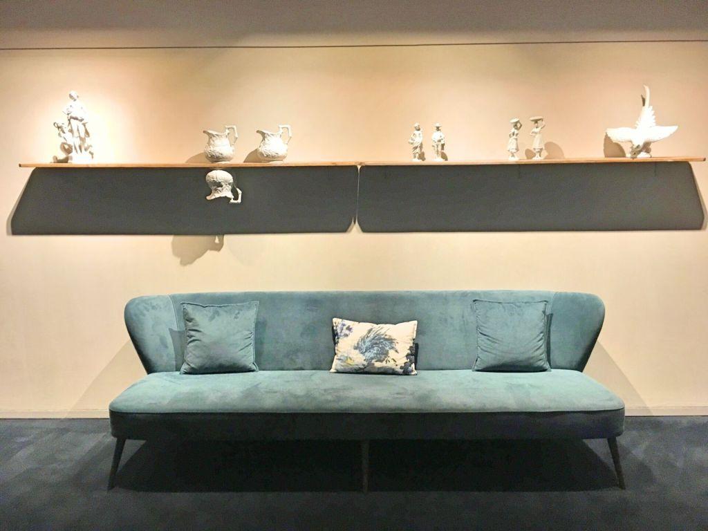Sofa at Hotel Montebelo Ilhavo
