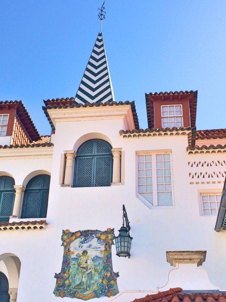 Casa dos Patudos spire