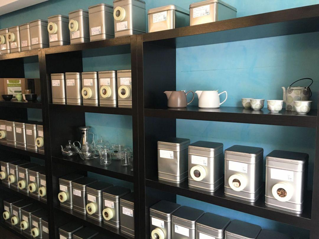 Teas at Emporio do Cha