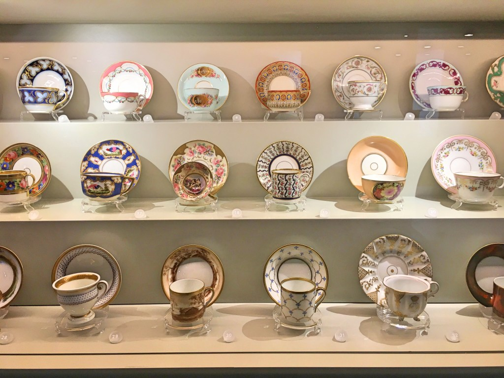 Vista Alegre Tea cups