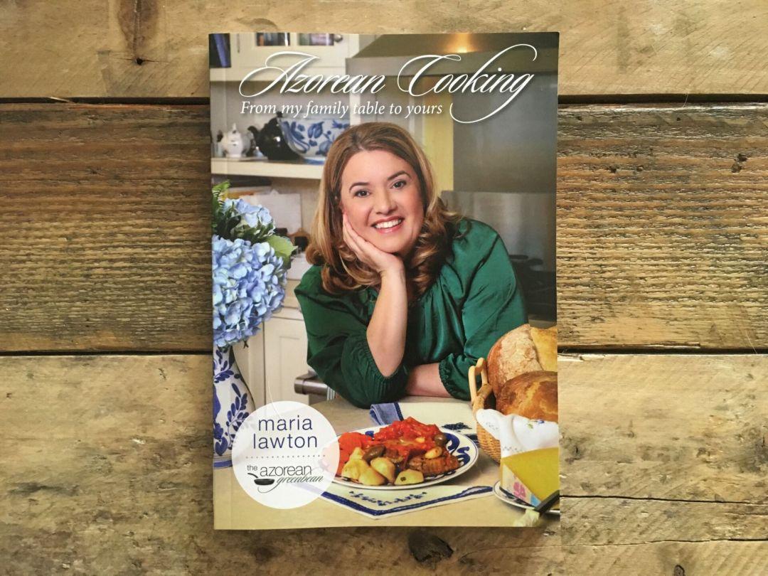 Maria Lawton cook book