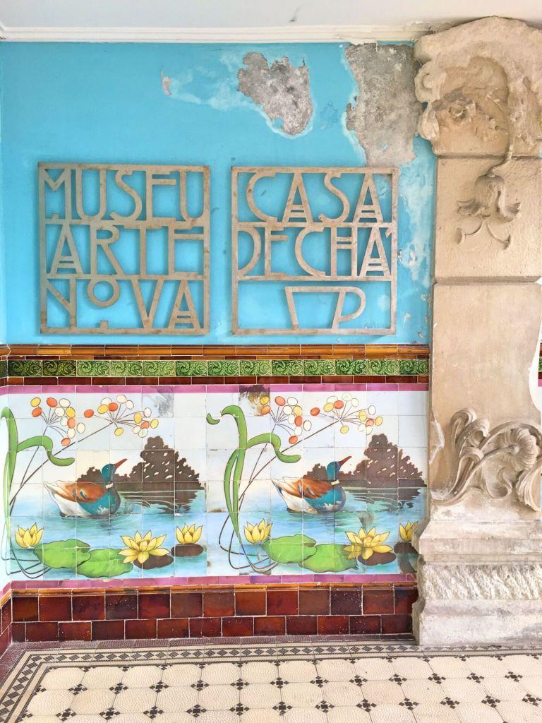 Museu Arte Nova Aveiro