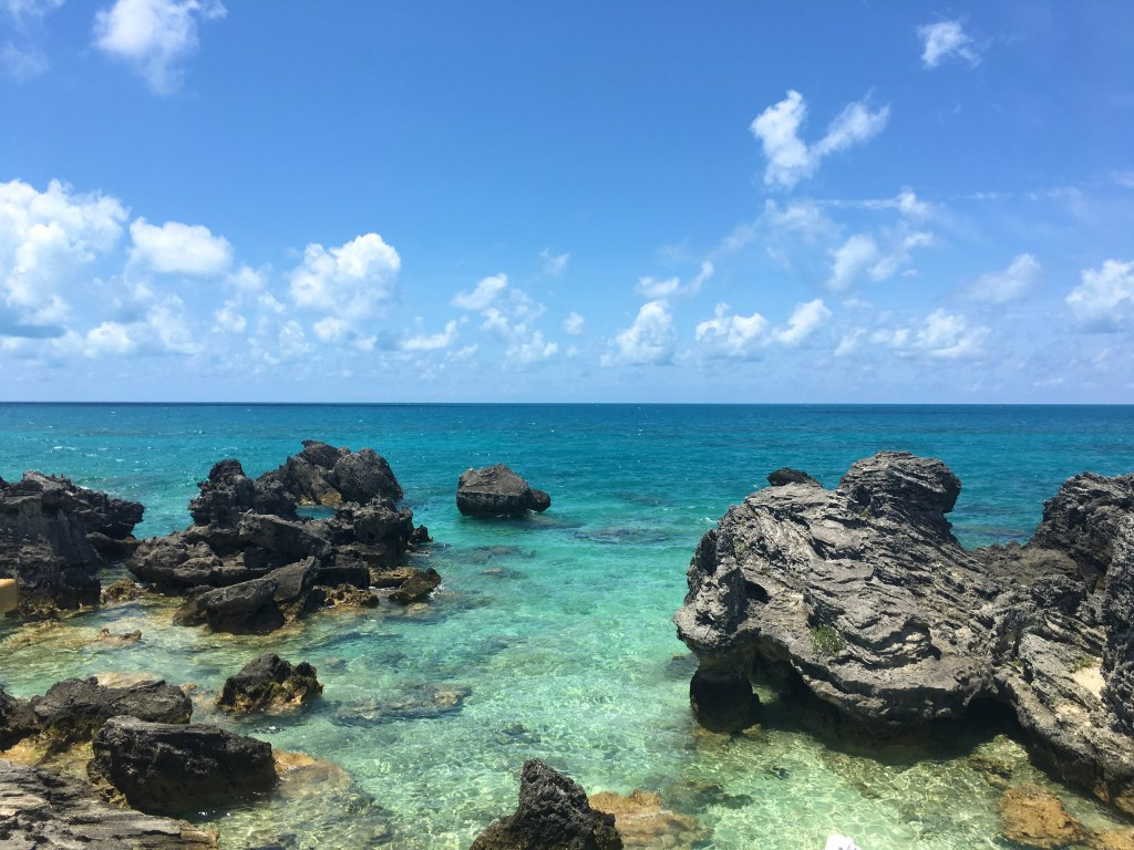 Bermuda waters