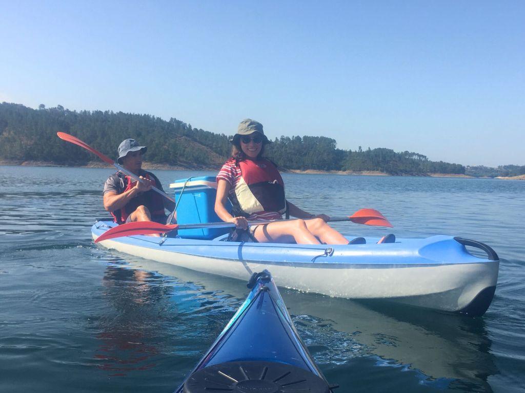 Wild Duck Adventures kayak