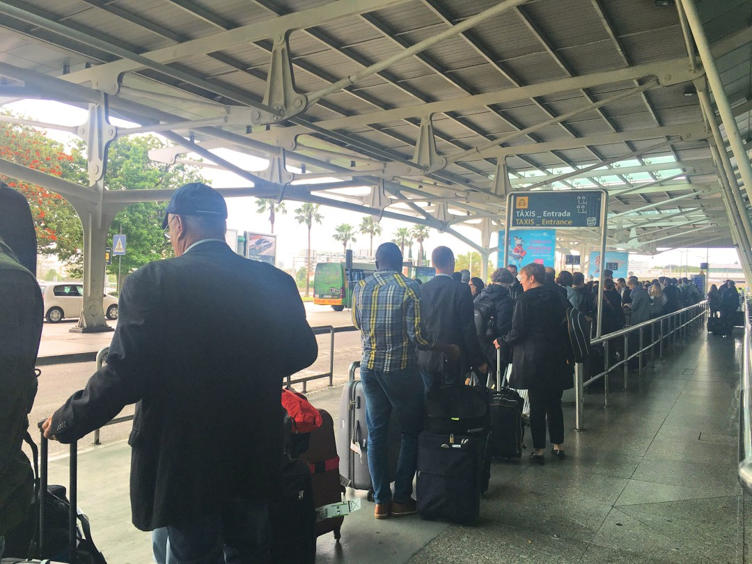 Taxi Lisbon airport
