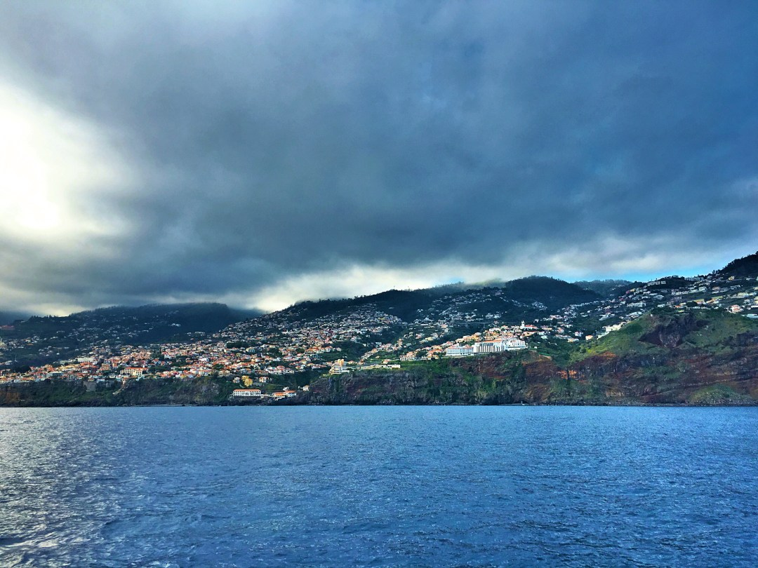 View of Madeira