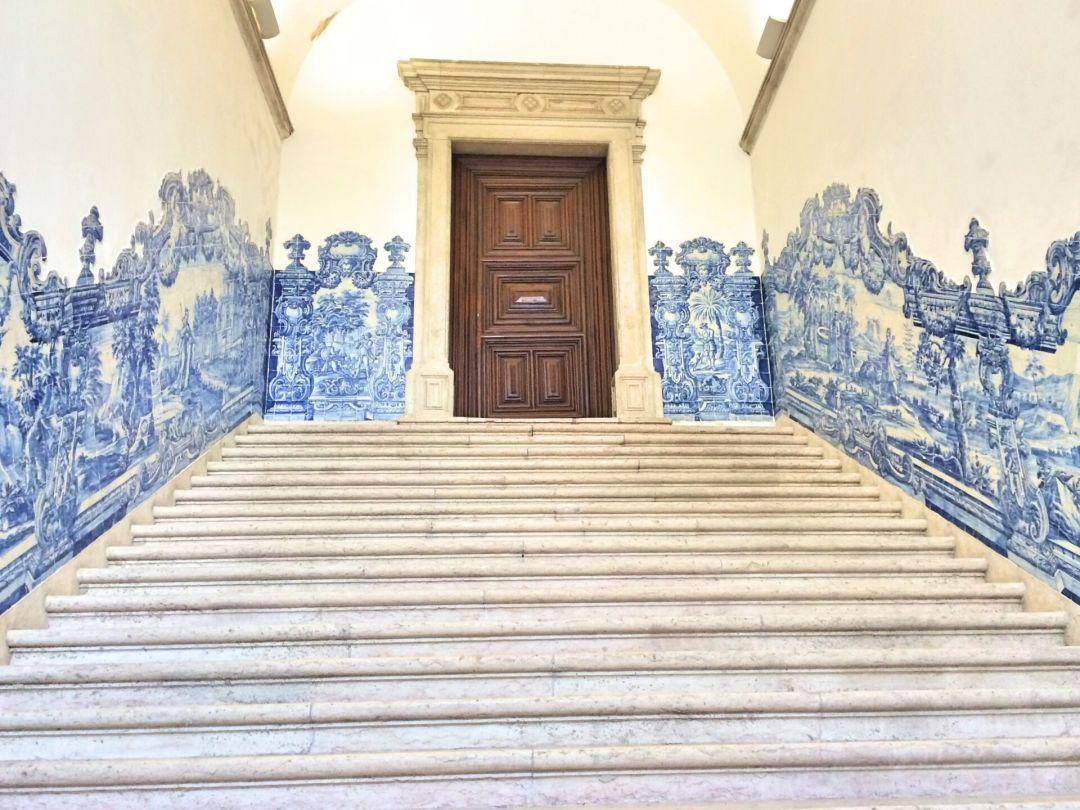 Azulejos S. Vicente de Fora