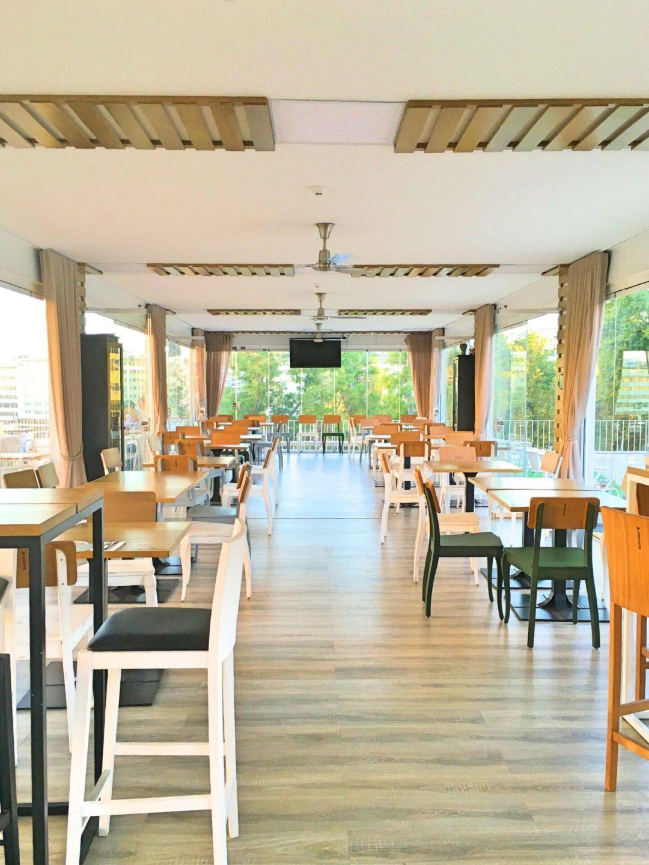 Interior Bar Terraco do Marques