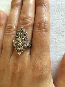 Luisa Silver Ring 3