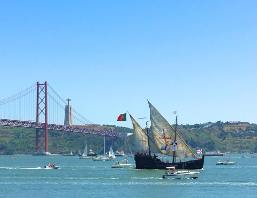 Portuguese caravel Tall Ships