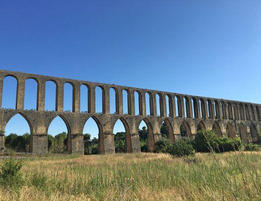 Aqueduto dos Pegoes - arches