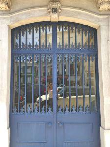 Portuguese door 17