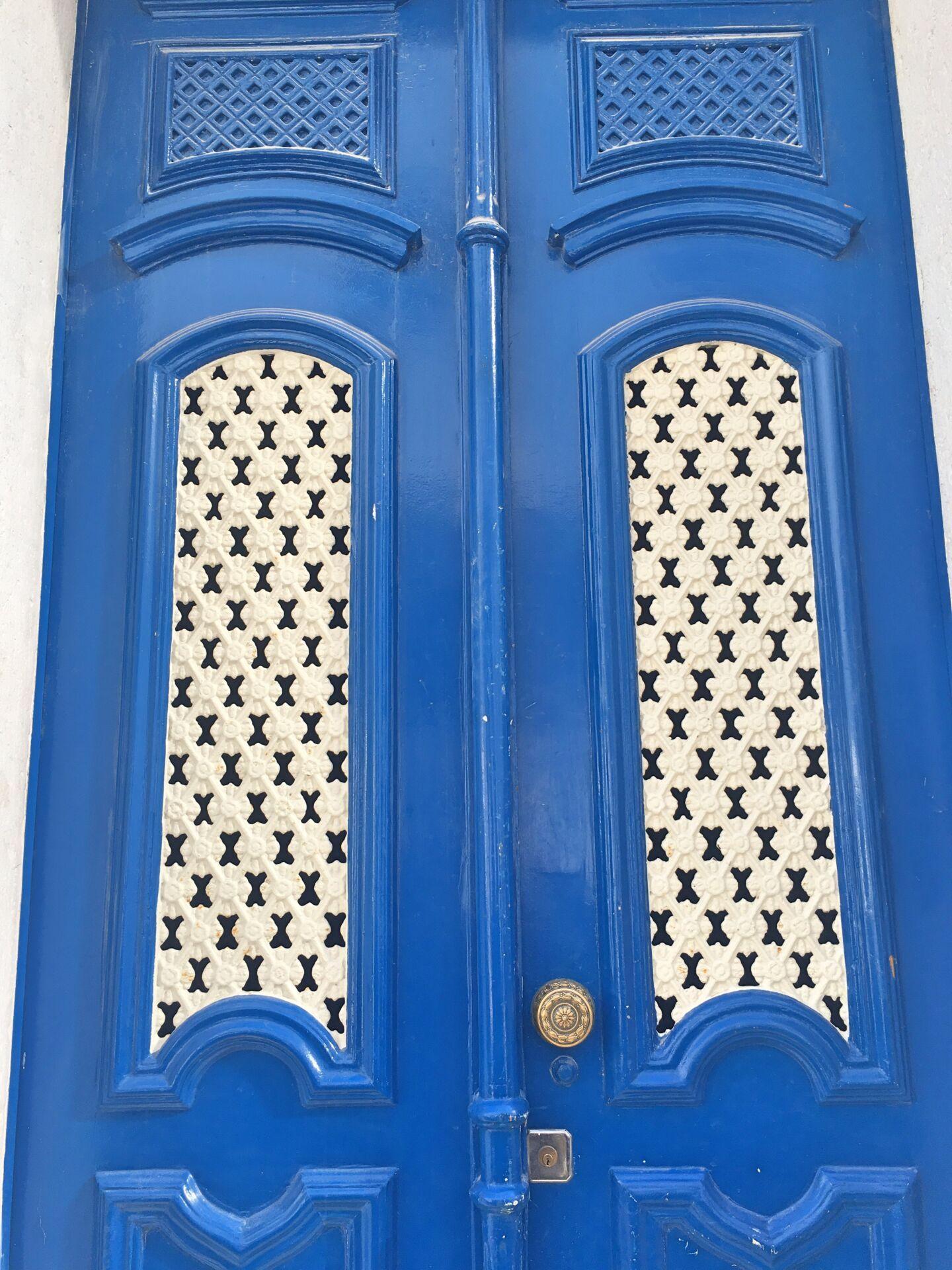 Portuguese door 9