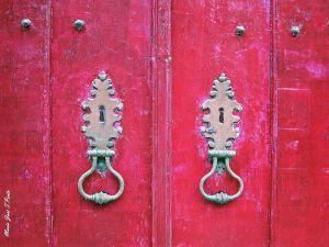 Portuguese doors cover