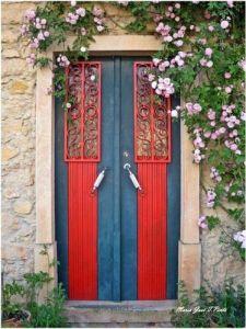 Portuguese door 1