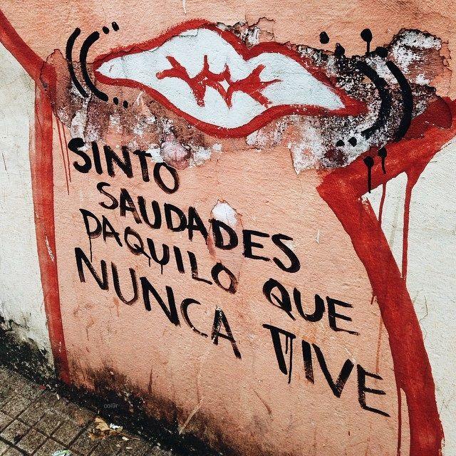 Saudade Graffiti