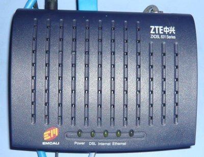 Modem Emcali ADSL