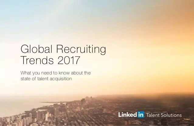 Global Recruiting Trends 2017