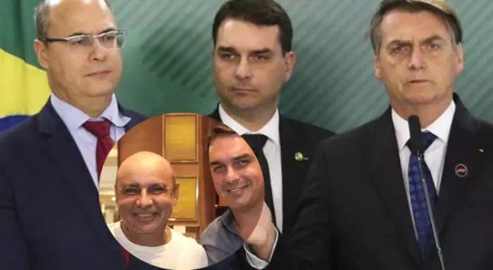 MP denúncia F. Bolsonaro e Queiroz, no caso da rachadinha.