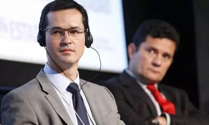 MORO NA MARCA DO PÊNALTI: Condenação de Dallagnol no CNMP coloca Moro na marca do pênalti no STF