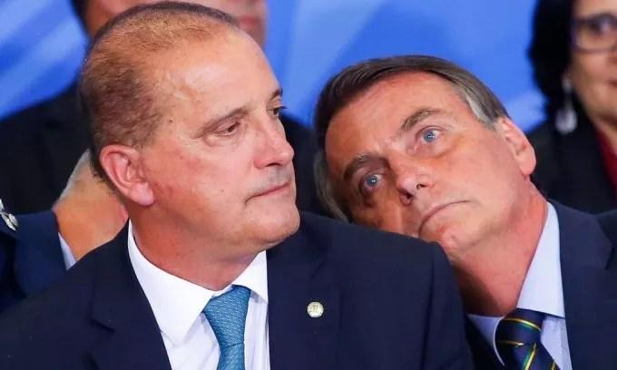 O fascismo trapalhão dos gargantas de Bolsonaro