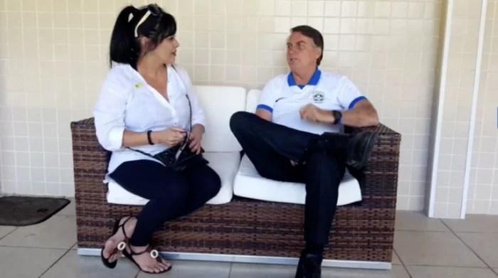 Vídeo: Acredite se quiser, Bolsonaro afirmou que gostava de estudar e que era o único na biblioteca da sua cidade.