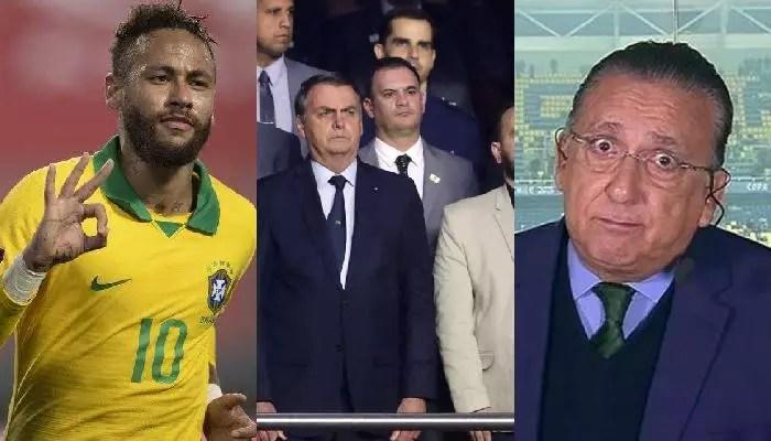 Agora, Bolsonaro  quer usar o que o Lula construiu, mas, se elegeu querendo destruir.