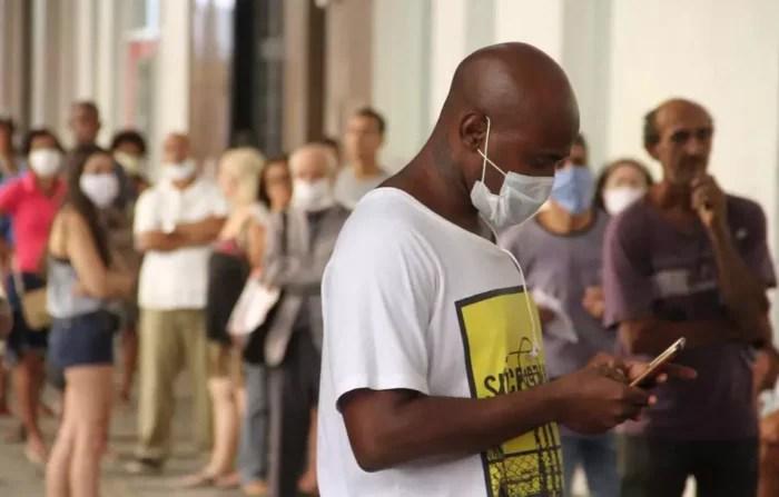 No Brasil, a pandemia fez os ricos enriquecerem ainda mais.