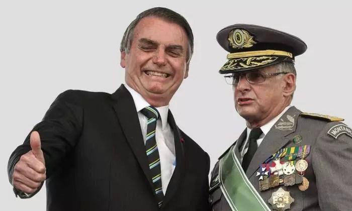 NAS SOMBRAS: Comandante do Exército omite da sua agenda encontro com magistrados e políticos.