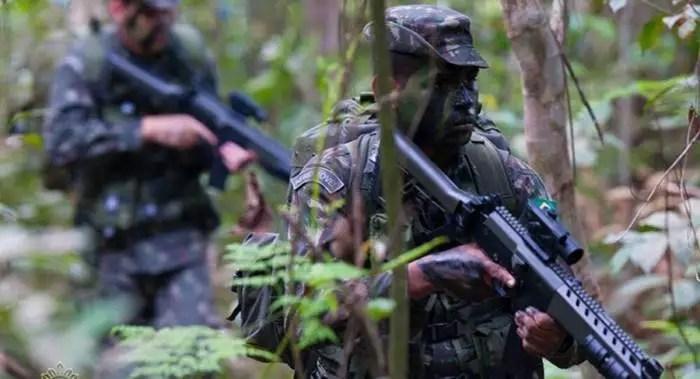 Forças Armadas usam dinheiro da Amazônia para reformar quartéis