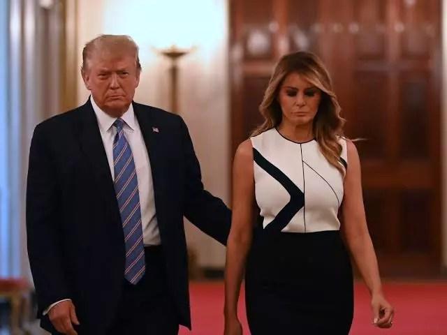 URGENTE: Trump está com Covid-19 e não comparecerá ao próximo debate.
