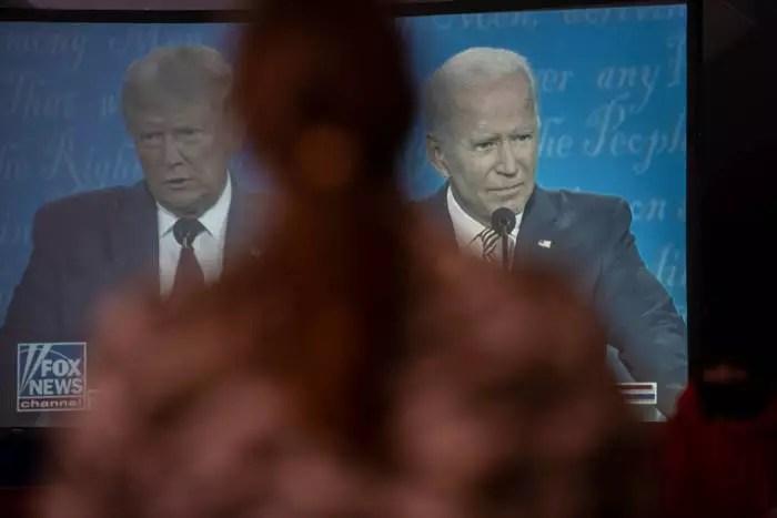 Biden vira no Michigan e se aproxima da vitória no Winsconsin e fica perto da vitória.