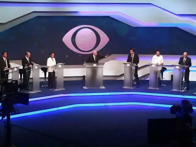 Assista ao debate para a prefeitura de São Paulo, ao vivo.
