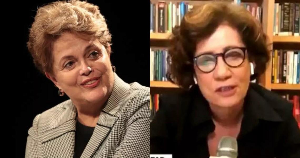 Dilma responde a Miriam Leitão: você e seus patrões foram cúmplices do golpe