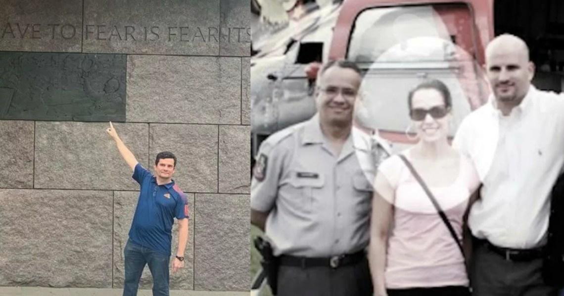 Mensagens mostram parceria com FBI na operação que mirou tríplex do Guarujá