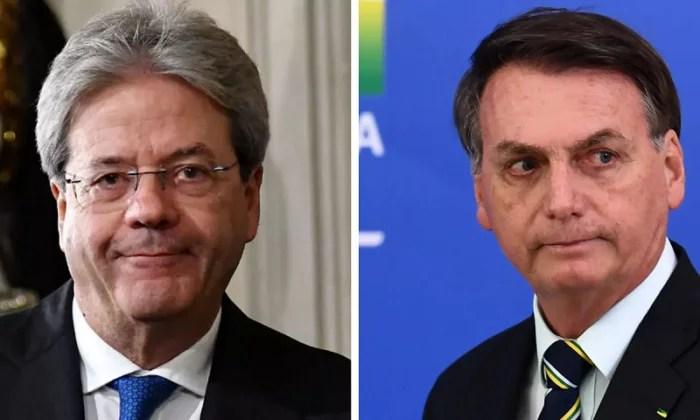 """Comissário da União Europeia chama de """"imagens vergonhosas do Brasil"""" em meio à pandemia de Covid-19"""
