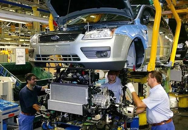 ADEUS FORD: Montadora anuncia fechamento de todas as fábricas no Brasil.