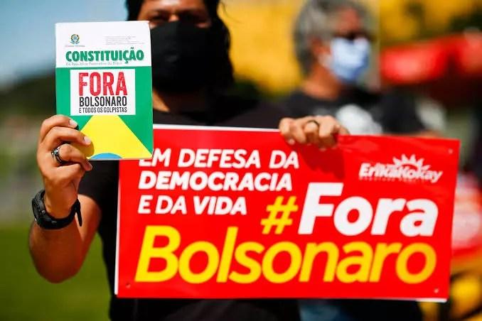 Impeachment: Oposição e movimentos populares se mobilizam com carreatas pelo Brasil.