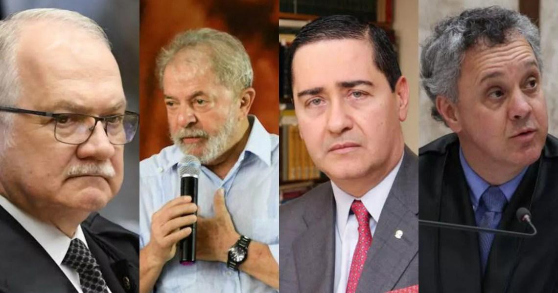 Fachin pauta recurso se Lula que pede a suspeição de desembargadores do TRF-4, no caso só Sítio de Atibaia.