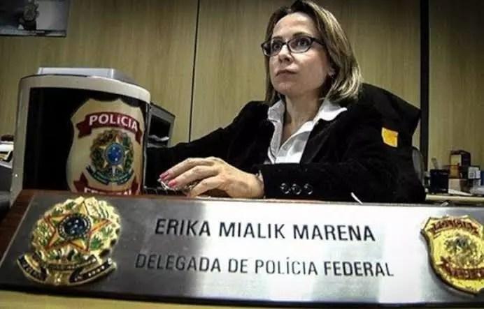 Depoimentos forjados por Erika Marena levaram reitor da UFSC ao suicídio.