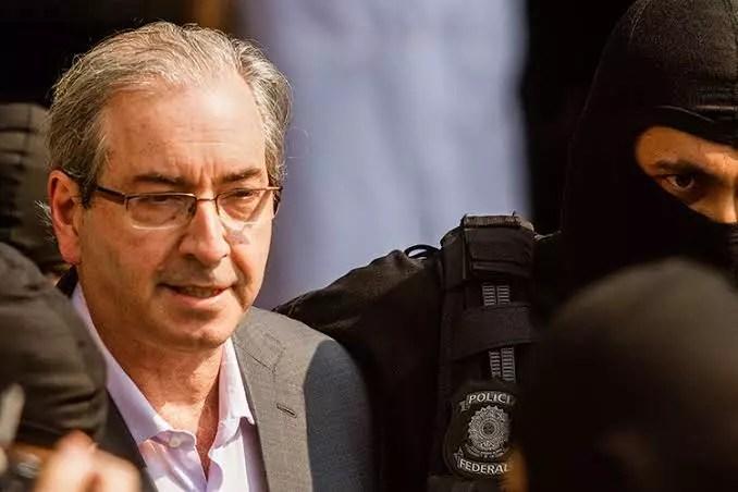 """""""Eu acabei com o PT"""" esse será o slogan de Eduardo Cunha, em 2022."""