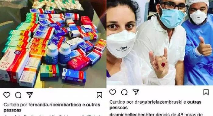 Médica mata paciente ao fazer nebulização com cloroquina.