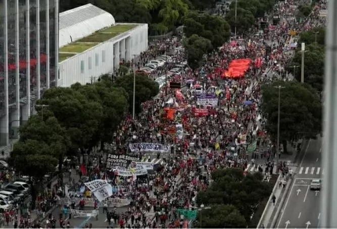 24 de julho: Novas manifestações contra Bolsonaro são convocadas por movimentos sociais