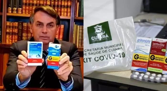 Dossiê: Prevent induziu competição de médicos para 'bombar' kit covid