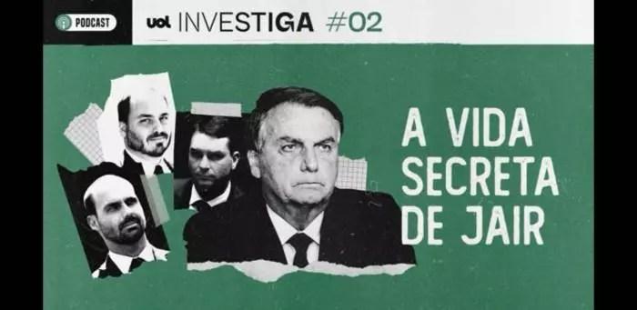 "A vida secreta de Bolsonaro – EPISÓDIO 2 ""OS SEGREDOS DO COFRE DA EX"""