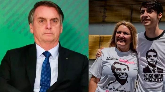 Ex-mulher de Bolsonaro comprou 14 imóveis, parte deles em dinheiro vivo, enquanto estava casada.