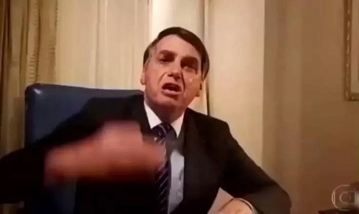 """Bolsonaro ficou furioso com Anvisa: """"Estão achando que sou argentino?"""""""