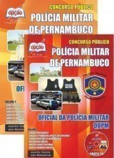 OFICIAL DA POLÍCIA MILITAR - QOPM