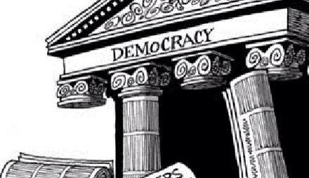 CRISI DEI PARTITI E CRISI DELLA DEMOCRAZIA