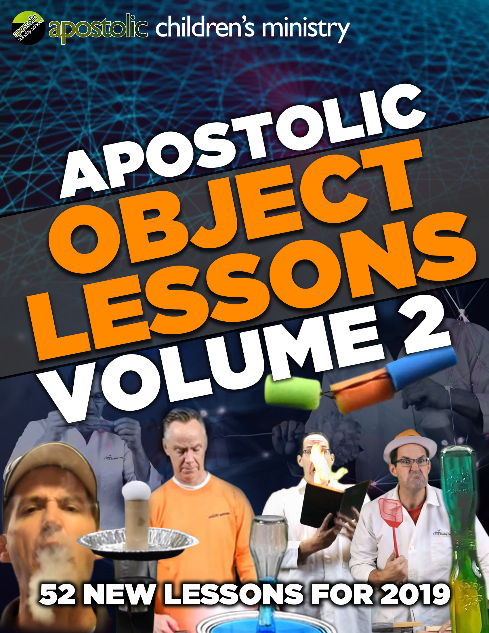 Object Lesson Book - Volume 2 - 2019 Object Lessons